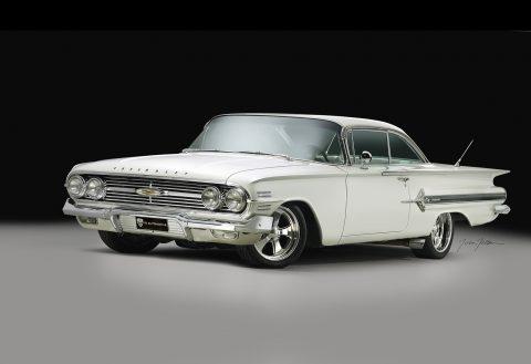 1960 Chevrolet Impala Resto-Mod