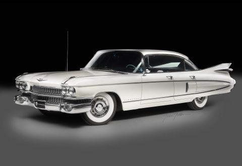 1959 Cadillac Fleetwood 60 Special