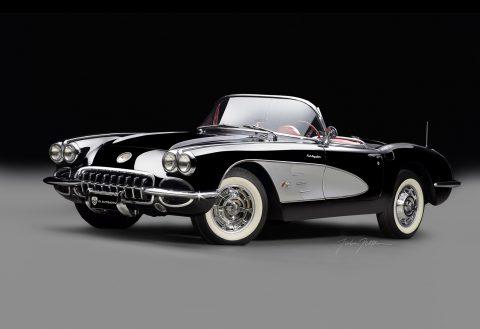 1959 Chevrolet Corvette Fuel Injection