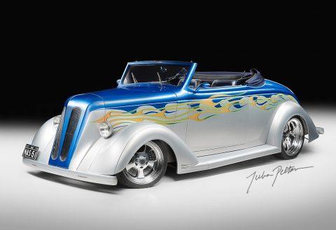 1936 Nash Cabriolet Street Rod