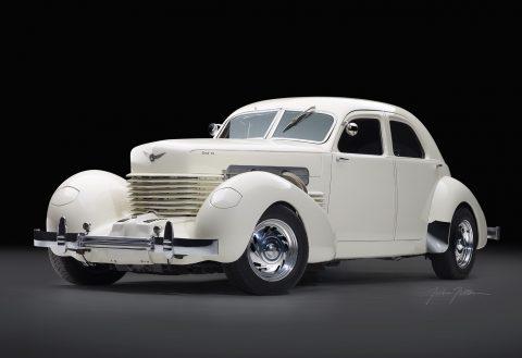1937 Cord 812 Custom Beverly Street Rod