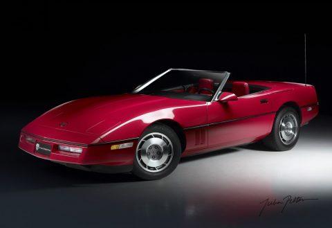 1987 Chevrolet Corvette Convertible