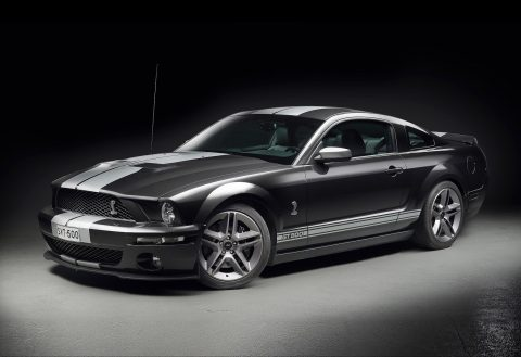 2008 Shelby GT500 Coupe