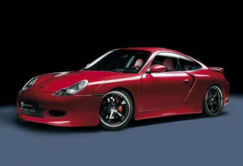 1998 Porsche 911 Techart