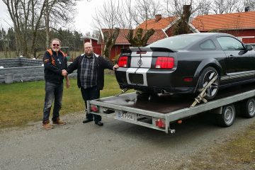 Late model collector car purchasing from private owner