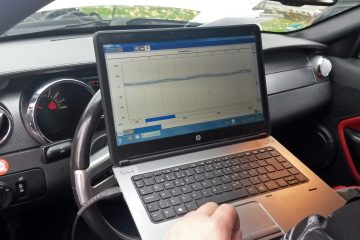 Newer cars can be tested with modern Ford IFD diagnostic system